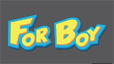 Logo for boy 002