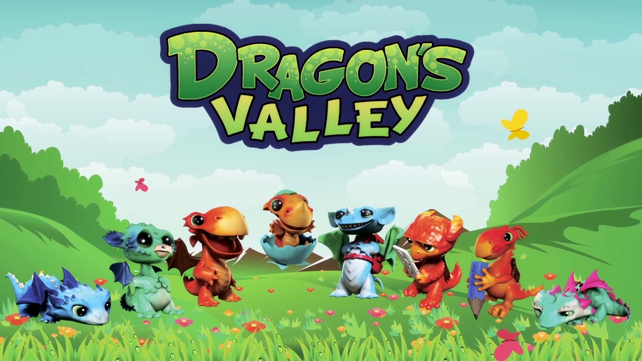 Logo  Dragon valley